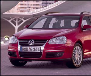 VW Golf Variant BlueMotion image #5