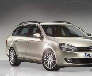 VW Golf Variant BlueMotion image #11