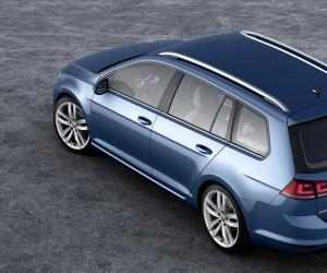 VW Golf Variant Exclusive photo 10