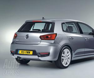 VW Golf VII photo 5