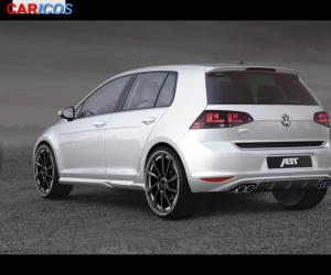 VW Golf VII photo 13