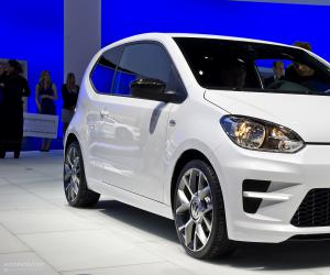 VW GT up! photo 1