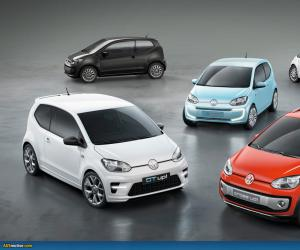 VW GT up! photo 2