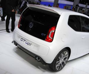 VW GT up! photo 9