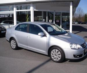 VW Jetta 1.9 TDI photo 8