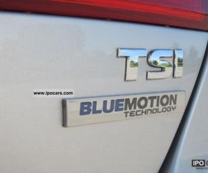 VW Jetta BlueMotion image #10