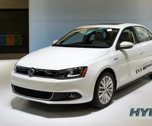 VW Jetta Hybrid photo 4