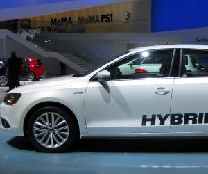 VW Jetta Hybrid photo 7