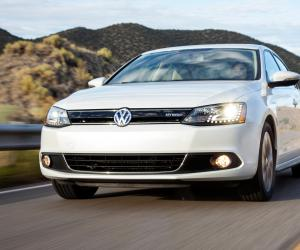 VW Jetta Hybrid photo 9