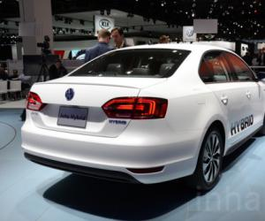 VW Jetta Hybrid photo 15