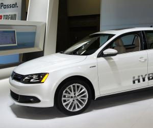 VW Jetta Hybrid photo 19