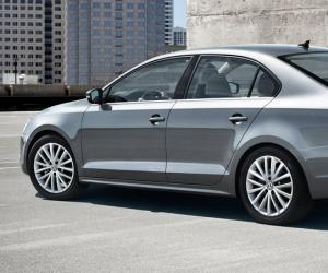 VW Jetta TSI photo 9