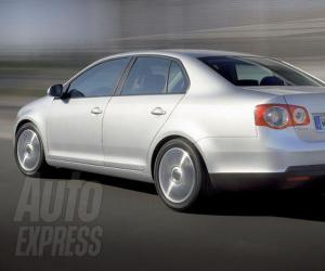VW Jetta TSI photo 17