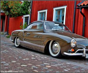 VW Karmann Ghia photo 5