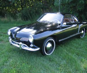 VW Karmann Ghia photo 6