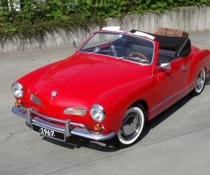 VW Karmann Ghia photo 8