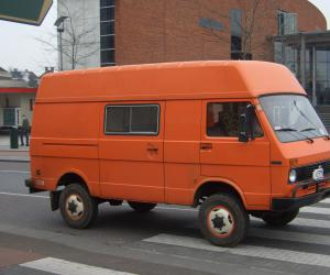 VW LT 1 photo 1