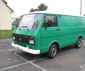 VW LT 1 photo 8