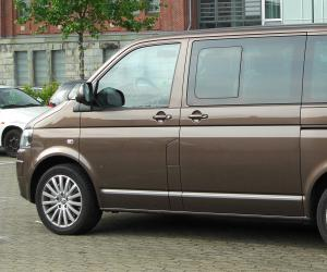 VW Multivan photo 9
