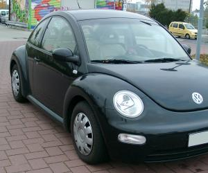 VW New Beetle photo 1