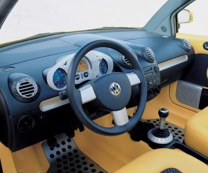 VW New Beetle photo 3