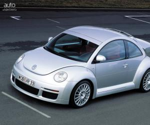 VW New Beetle photo 4