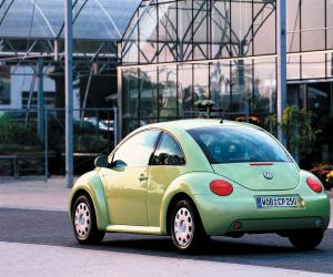 VW New Beetle photo 8