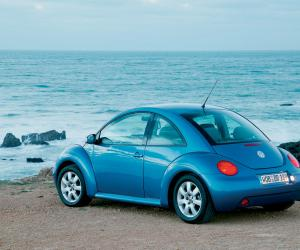 VW New Beetle photo 16