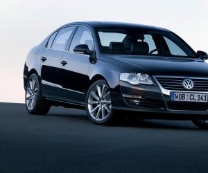 VW Passat photo 9