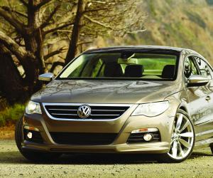 VW Passat photo 14