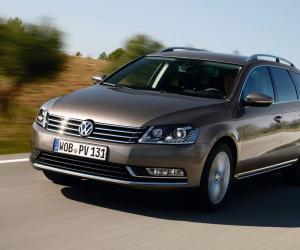 VW Passat 4Motion photo 6