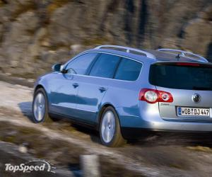 VW Passat 4Motion photo 7