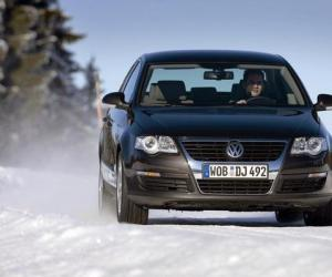 VW Passat 4Motion photo 9