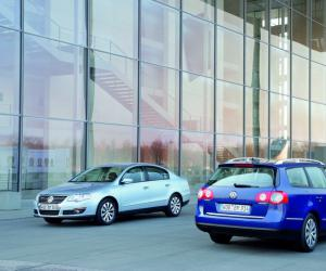 VW Passat BlueMotion photo 12
