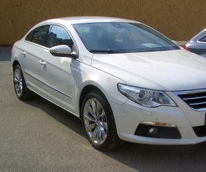 VW Passat CC photo 1