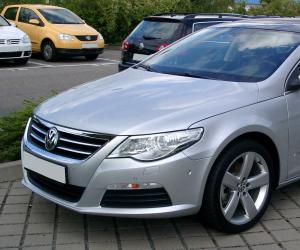 VW Passat CC photo 5