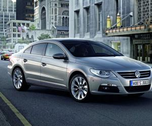 VW Passat CC photo 7