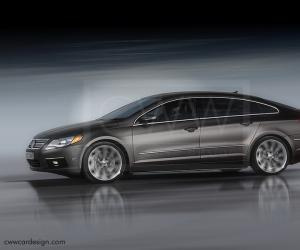 VW Passat CC photo 10