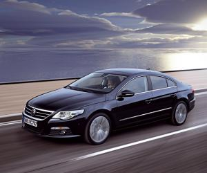 VW Passat CC photo 15