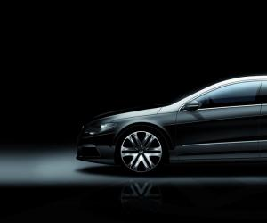 VW Passat Coupe photo 3