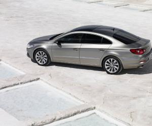 VW Passat Coupe photo 4