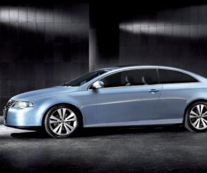 VW Passat Coupe photo 5
