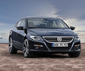 VW Passat Coupe photo 16