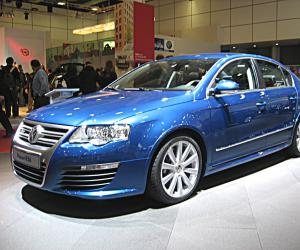 VW Passat R36 photo 2