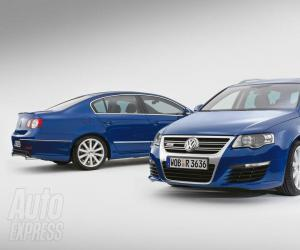 VW Passat R36 photo 12