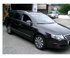 VW Passat Variant BlueMotion photo 12