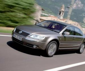 VW Phaeton W12 6.0 photo 1