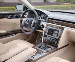 VW Phaeton W12 6.0 photo 3