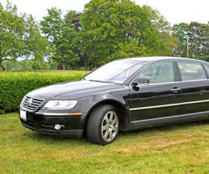 VW Phaeton W12 6.0 photo 6