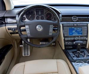 VW Phaeton W12 6.0 photo 7